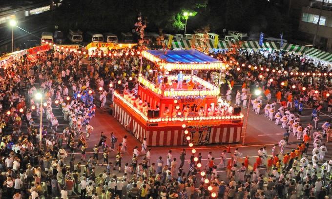 lễ hội obon1