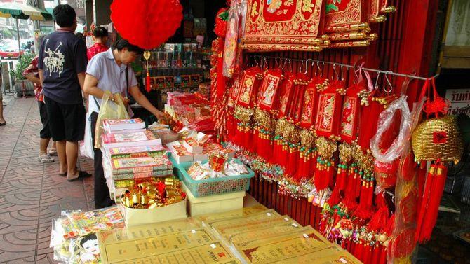 Đền Kuan Yin chinatown