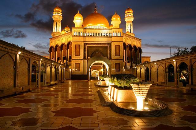 Nhà thờ Hồi giáo Jame Asr1