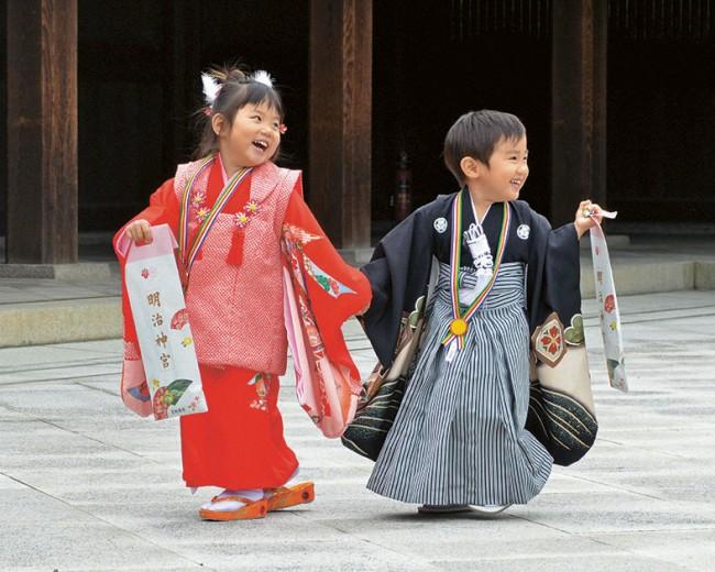 lễ hội Shichi-go-san