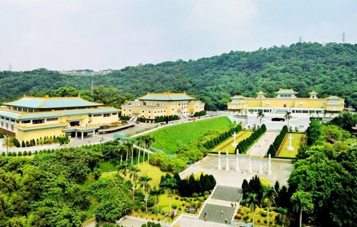 bảo tàng cố cung đài loan3