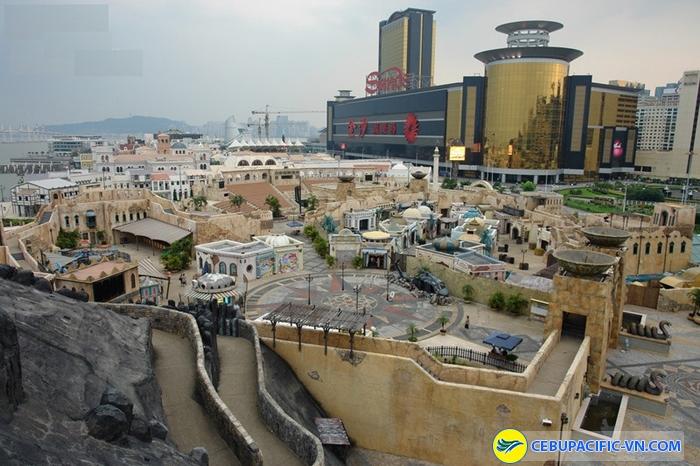 Macau Fisherman Wharf