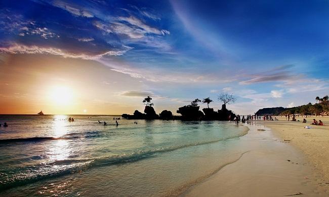 bãi biển Bulagog