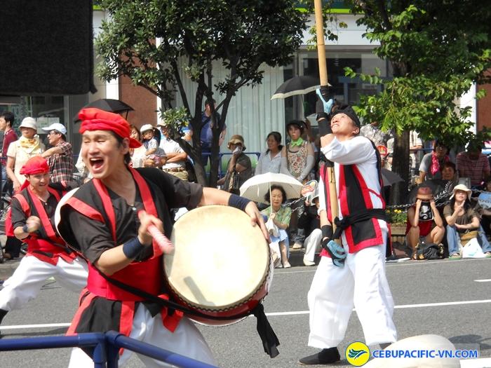 le hoi Shinjuku Eisa
