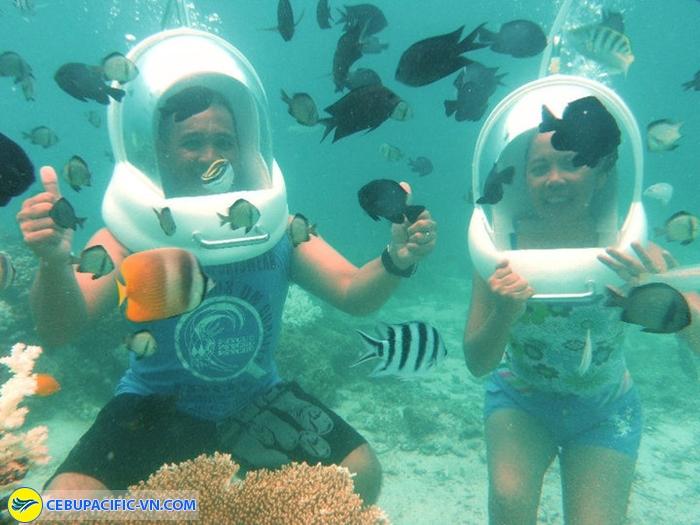 Helmet Diving boracay