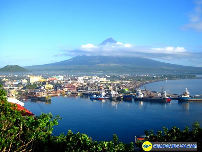Legaspi city