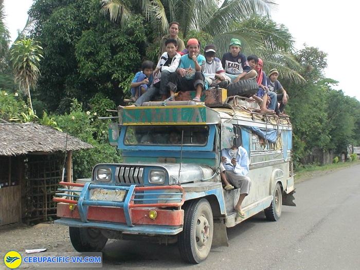 jeepney palawan