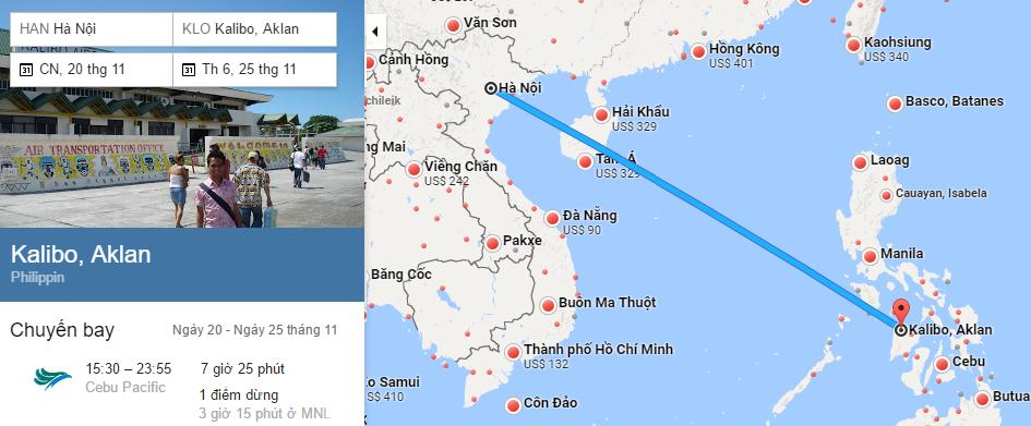 HN-Kalibo t11 map