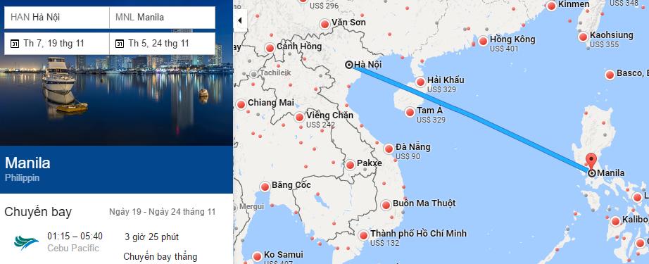 HN - MNL t11 map