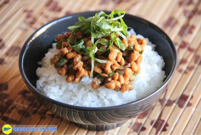 Món Natto Nhật Bản