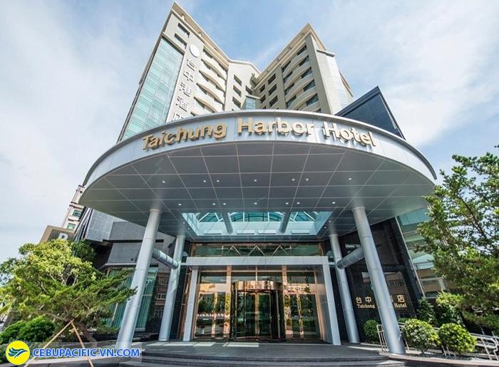 Khách sạn Đài Trung
