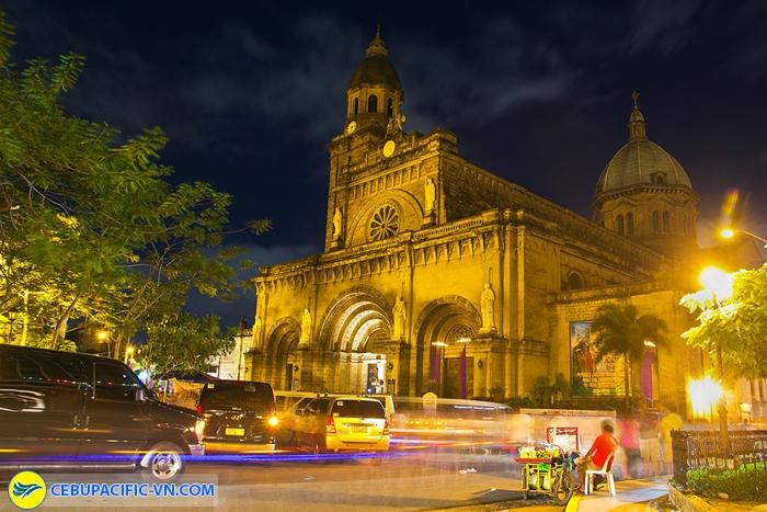 Manila về đêm