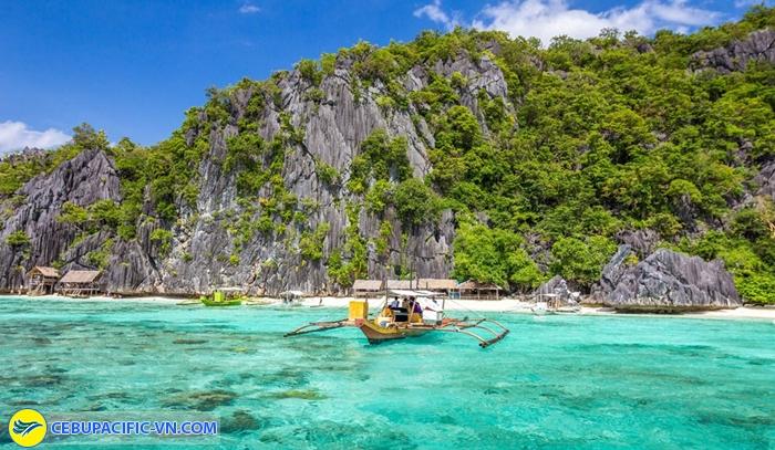 Thiên đường nghỉ dưỡng Palawan