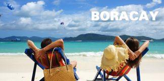 Trăng mật ở Boracay
