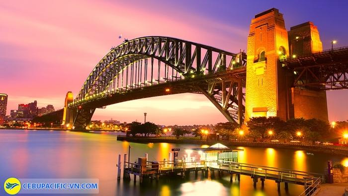 Cầu Sydney Harbour