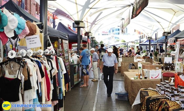 Chợ bãi biển Bondi