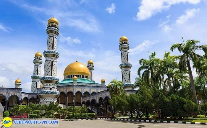Đền thờ Hồi giáo Jame Asr Bolkiah