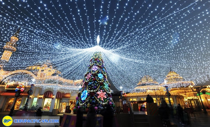 Giáng Sinh Seoul