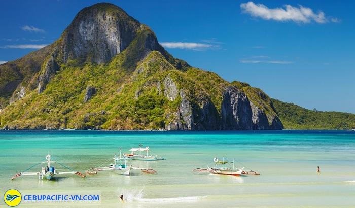 Đảo Palawan rộng lớn