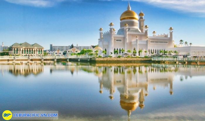 Nhà thờ Hồi giáo Sultan Omar Ali Saifuddin