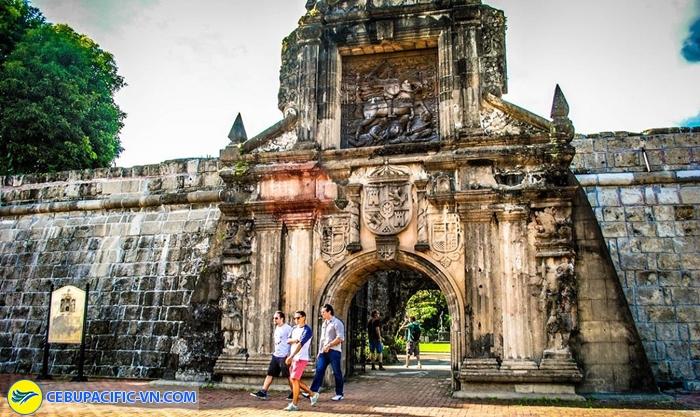 Thành cổ Intramuros