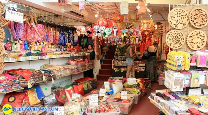 Chợ đêm Stanley Market