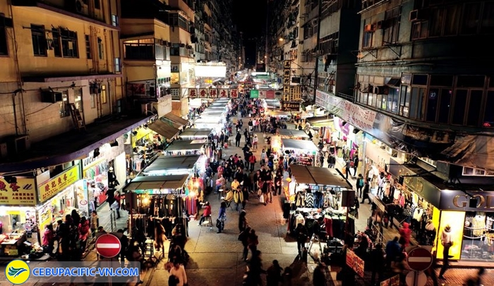 Chợ đêm phố Chùa