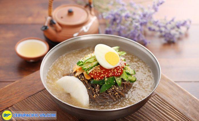 mul Naengmyeon
