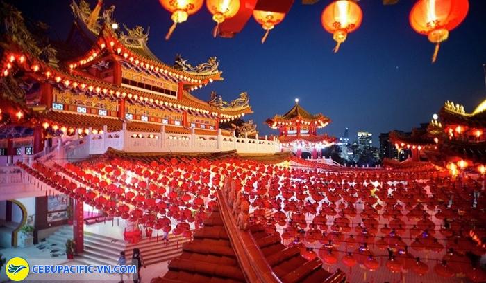 Tết cổ truyền mùa xuân Trung Quốc