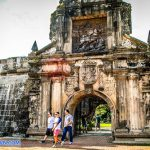 Khu di tích lịch sử Intramuros