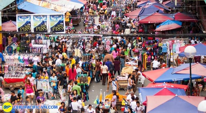 Khu chợ Quiabo