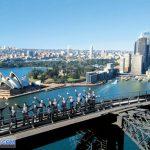 Trải nghiệm leo cầu cảng Sydney