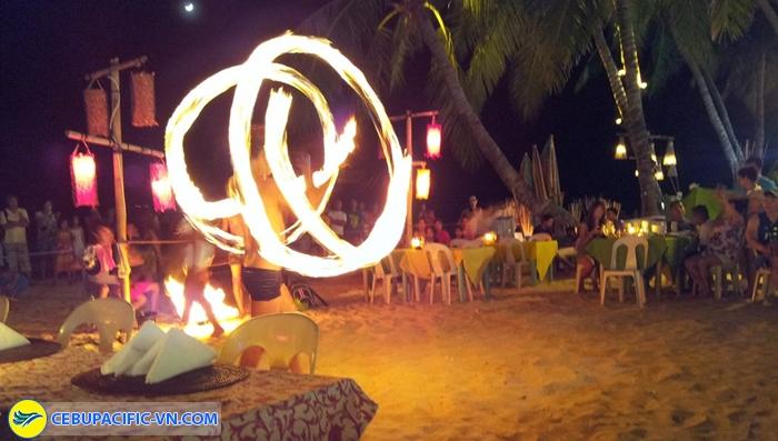 Múa lửa