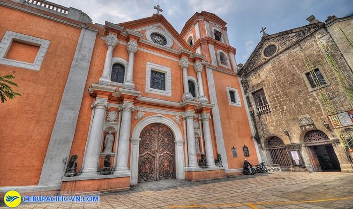 nhà thờ San Augustin
