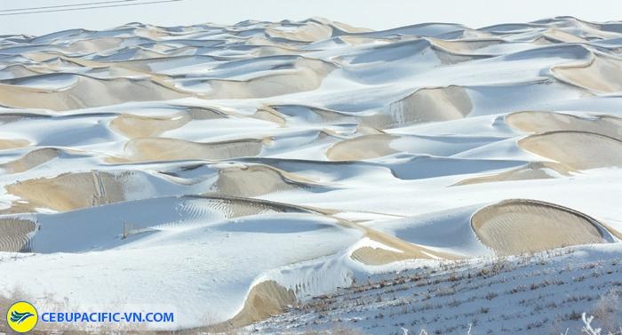 Sa mạc Taklamakan