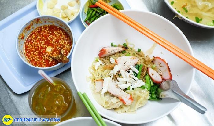 Chả cá chiên Thái Lan