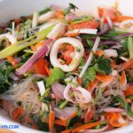 Món miến trộn hải sản kiểu Thái