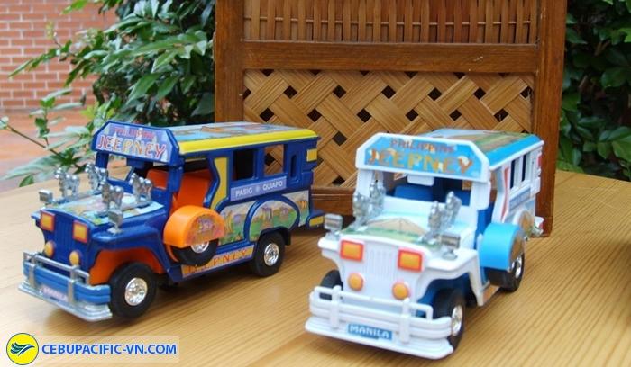 Mô hình xe jeep