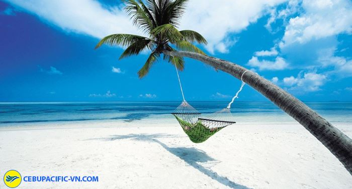 Thời tiết Boracay cuối năm tuyệt đẹp
