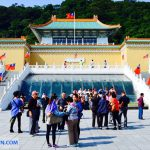 Đài Loan miễn phí visa cho du khách đi theo nhóm