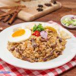 Món cơm chiên Nasi Goreng