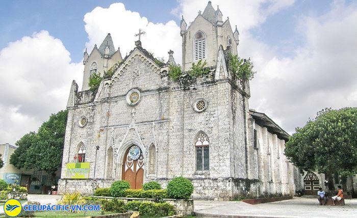 Nhà thờBaclayon