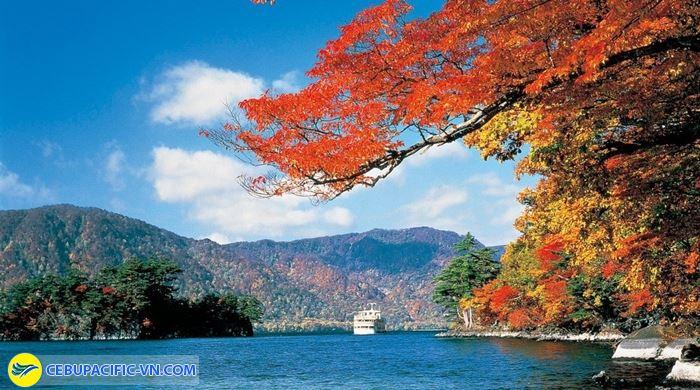 Cảnh sắc Đài Loan mùa thu