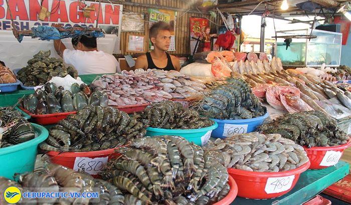 chợ cáD'Talipapa