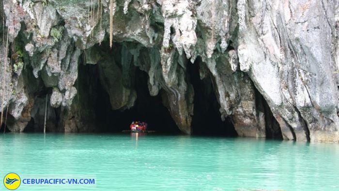 Hang động sông ngầm Palawan