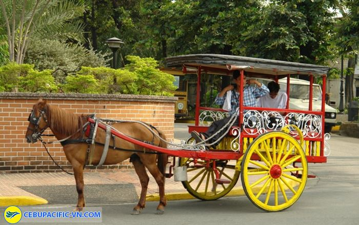 Xe ngựa Kalesa