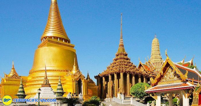 Đất nước Thái Lan là nơi đạo Phật rất được coi trọng