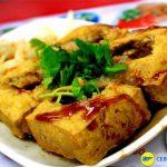Đậu phụ thối đặc trưng ẩm thực Trung Quốc