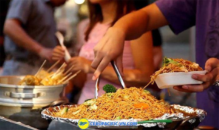 Đa dạng với lễ hội ẩm thực