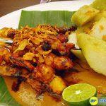 Món Satay kiểu Bali